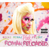Cd Nicki Minaj Pink Friday Roman Reload [import] Lacrado